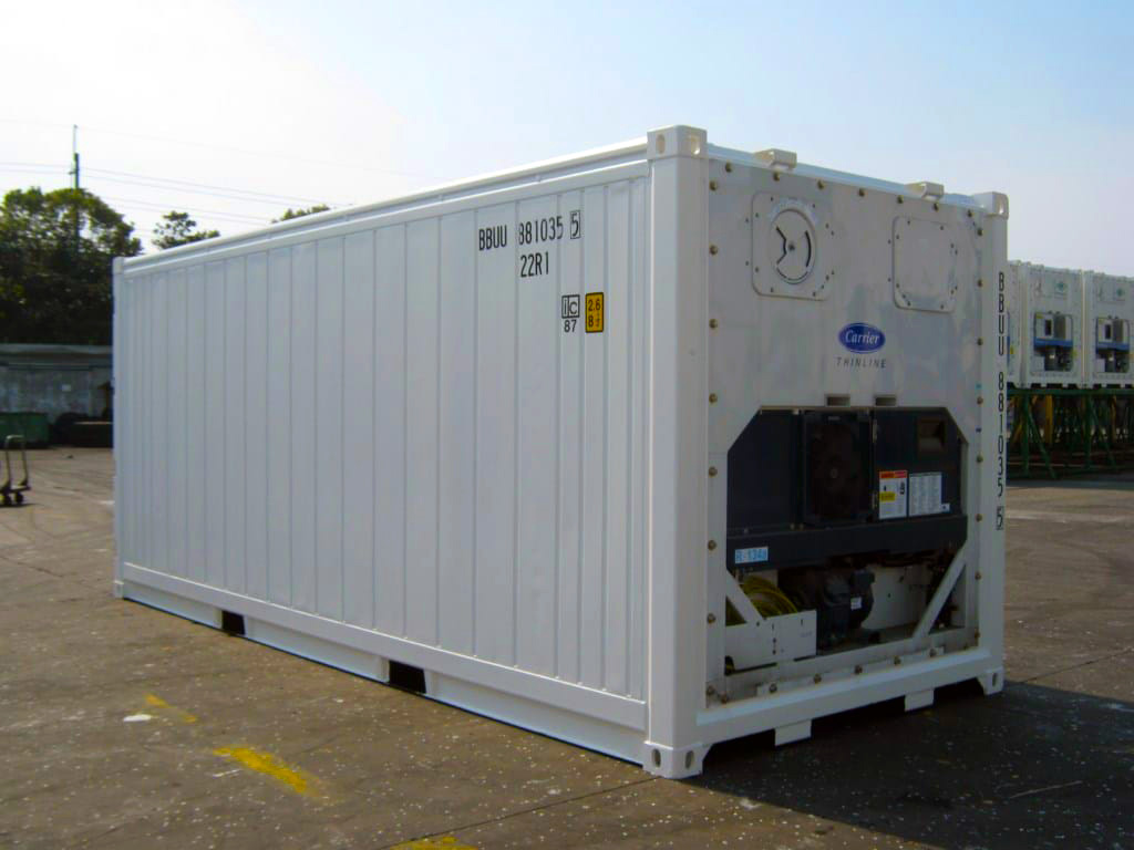 20 foot-container-reefer