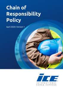 Chain of Responsibility Policy cover