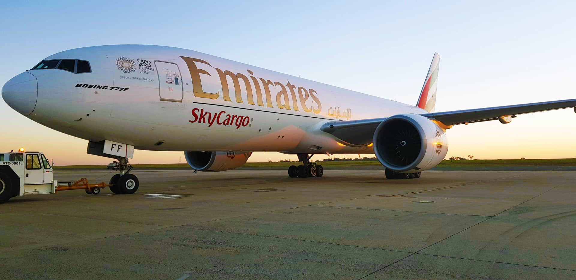 Emirates Airways Cargo