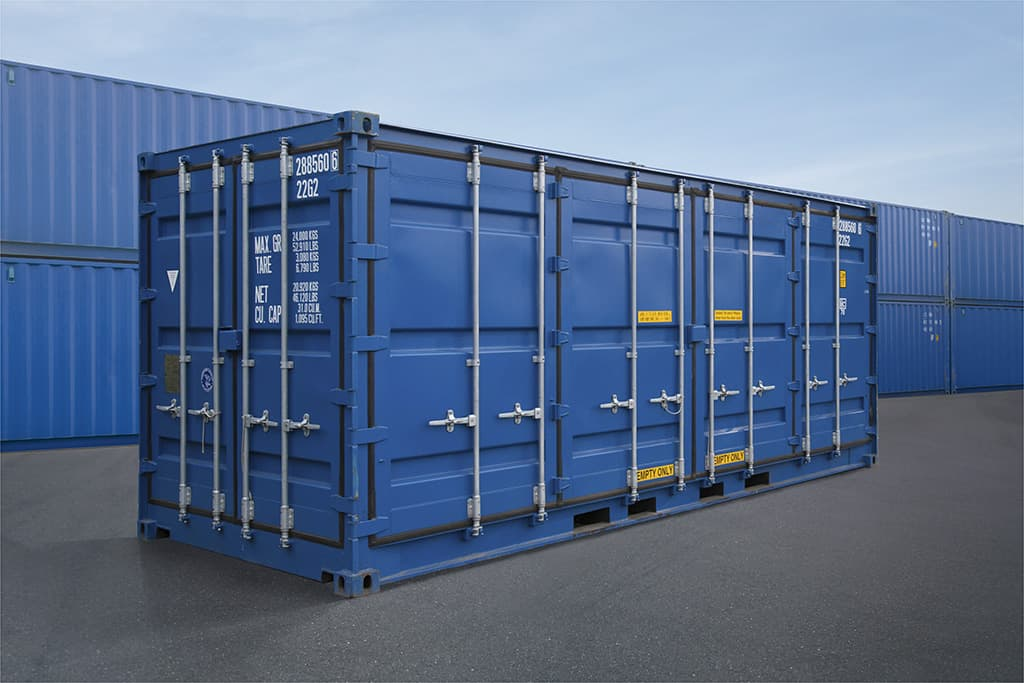 ISO- Shipping-Container