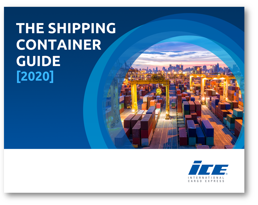The complete Shipping container guide with dimentions