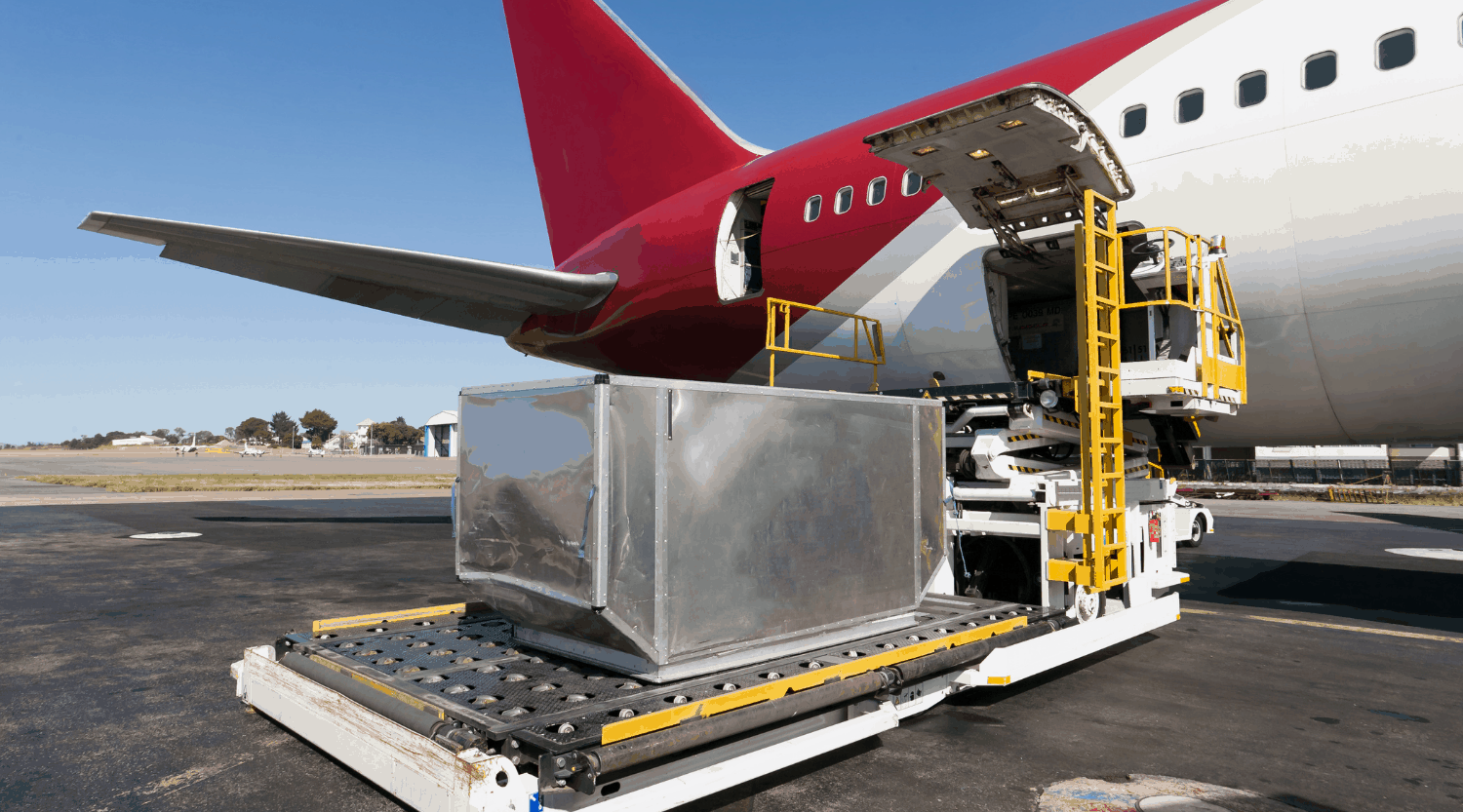 air freight container ULD