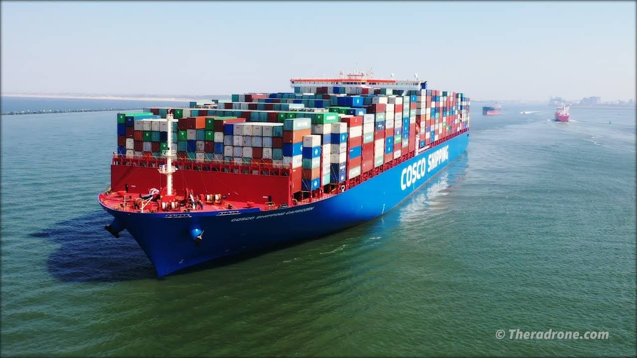 cosco shipping line