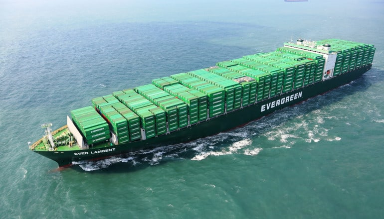 evergreen group shipping line