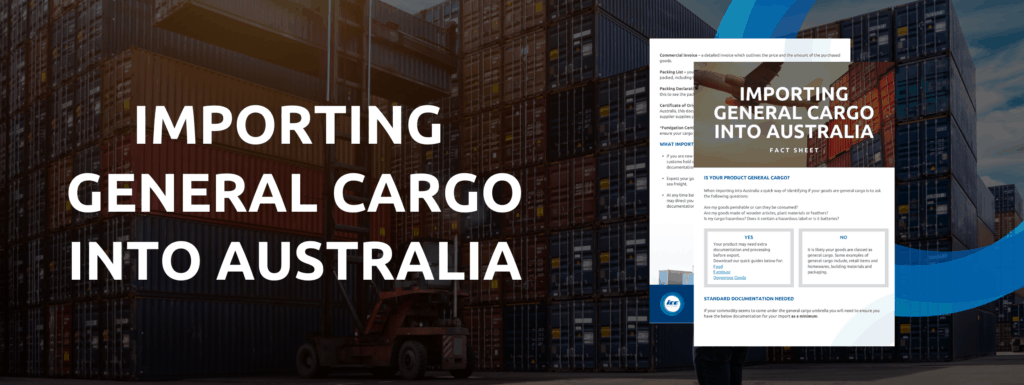 general cargo fact sheet banner covers