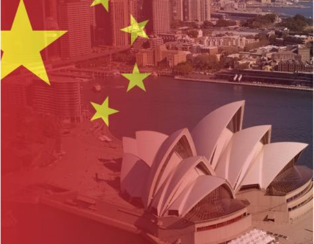 importing from china to australia